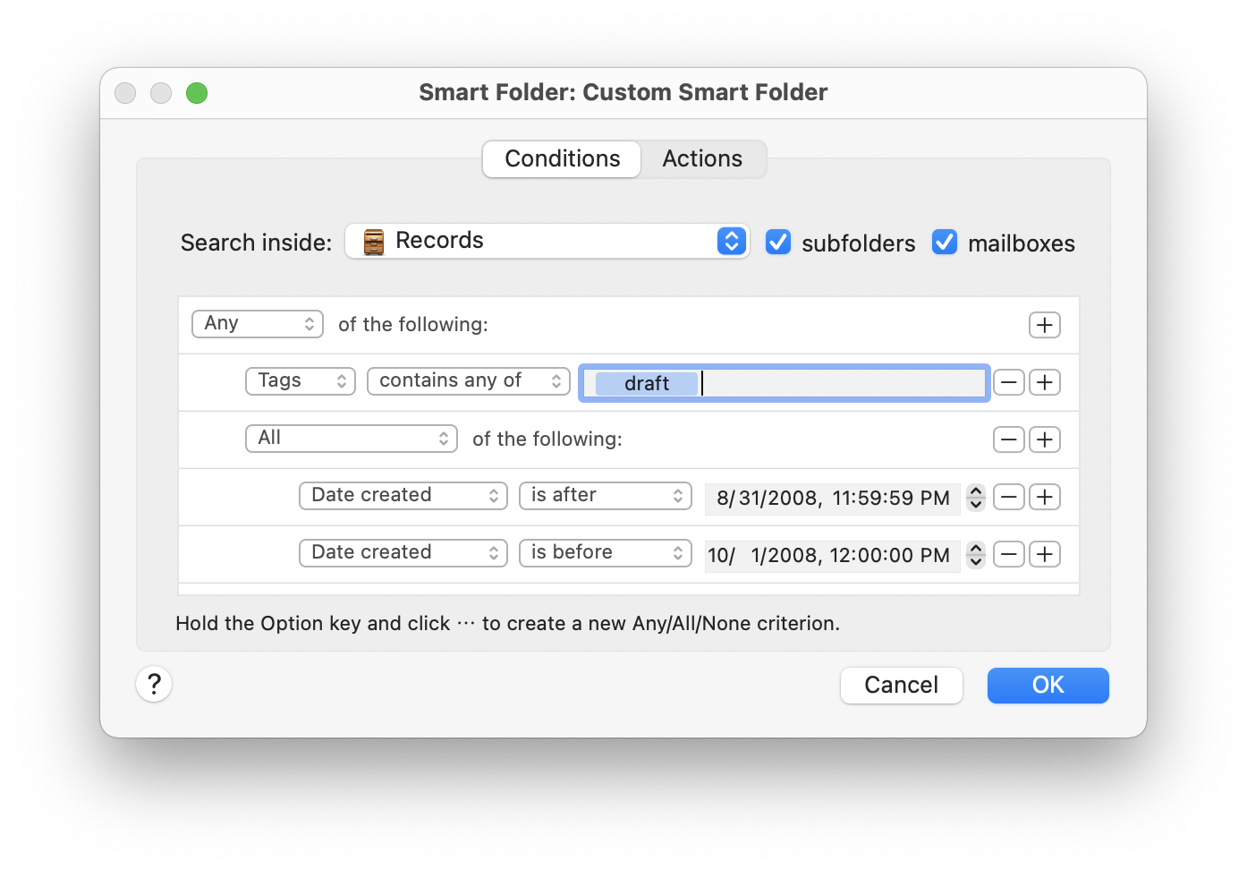 eaglefiler collect notes e mails and web pages on your mac and